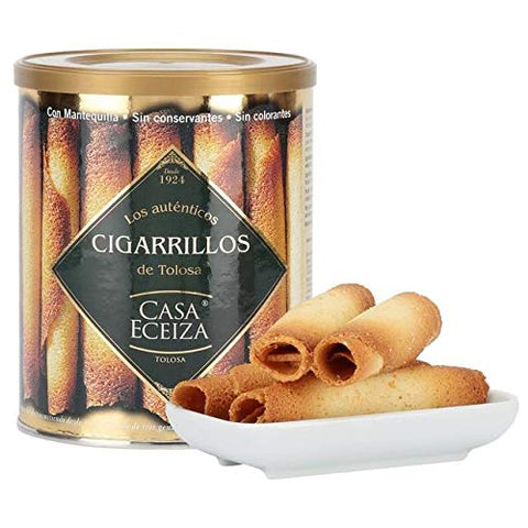 Brindisa Cigarrillo Biscuits - 160g (0.35 lbs)