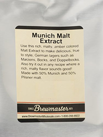 3 lb Munich Malt Extract Bag (Pack of 15)