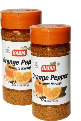 Badia Orange Pepper 6.5 oz Pack of 2