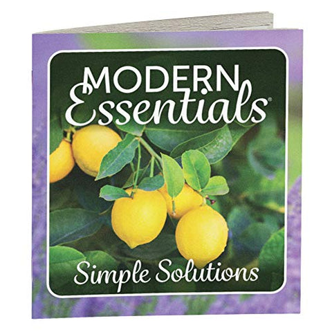New Modern Essentials: Simple Solutions Therapeutic Guide to Using Essential Oils Booklet (10 Pack) | 12th Edition - September 2020 | Includes New 2020 Convention Oils