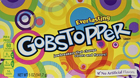 Wonka Everlasting Gobstopper Theatre Box - 141.7g each (2 Pack)