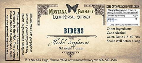 Bidens Pilosa Natural Extract Tincture