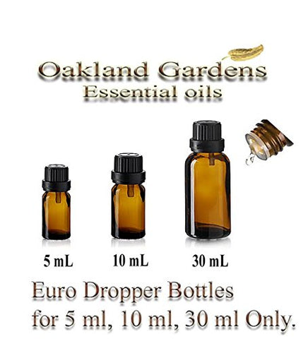 SANDALWOOD Essential Oil - ABSOLUTE Essential Oil (5 mL Euro Dropper) - 100% PURE Therapeutic Grade Essential Oil - Santalum album - Essential Oil By Oakland Gardens