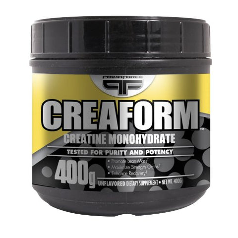 Primaforce Creaform Unflavored 400g