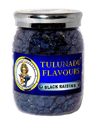 Black Raisins / Kali Kishmish Dried Fruit -350 gm (12.34 oz)
