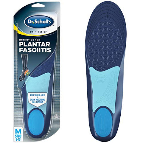 Dr. Schollâ??S Plantar Fasciitis Pain Relief Orthotics // Clinically Proven Relief And Prevention Of