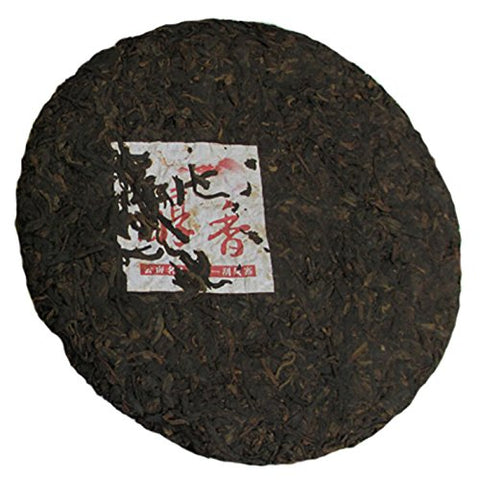 2006 Mellow Puer Tea Yunnan Famous Mountain Yiwu Tea 357g