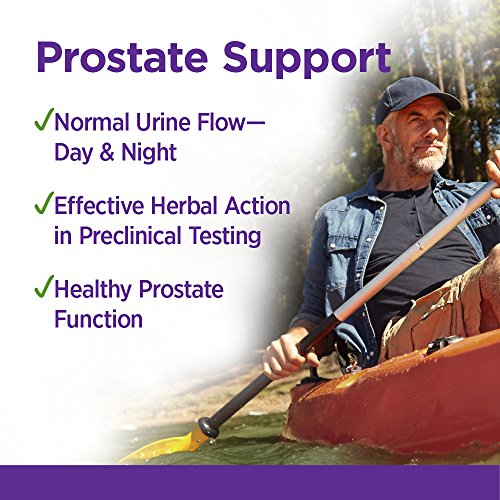 New Chapter Prostate Supplement - Prostate 5LX with Saw Palmetto + Selenium for Prostate Health - 180 ct Vegetarian Capsule