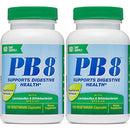 Image of Nutrition Now Pb 8 Pro-Biotic Acidophilus For Life - 120 Vegetarian Capsules each (Value Pack of 2)