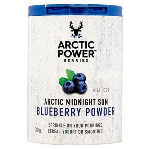 Arctic Power Berries Blueberry Powder 30g
