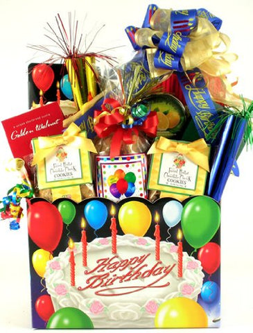 Your Special Day, Birthday Gift Basket