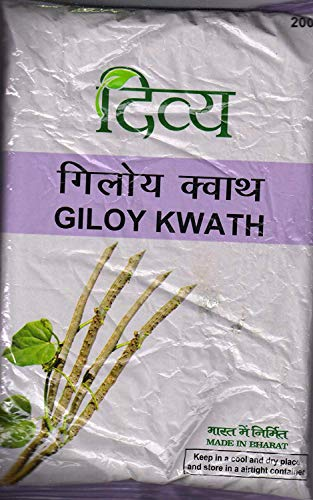 (Pack of 3) GILOY KWATH Patanjali