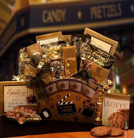 A Star is Born Gourmet Gift Basket
