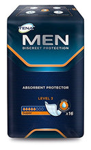 TENA Level 3 Men Pack of 16 Pack by Tena