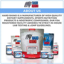 Image of Hard Rhino MSM (Methylsulfonylmethane) Powder, 1 Kilogram (2.2 Lbs), Unflavored, Lab-Tested, Scoop Included