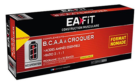 Eafit Bcaa Chewable 40 Tablets