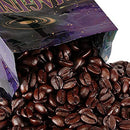 Image of Kona Coffee Beans by Imagine - 100% Kona Hawaii - Medium Dark Roast (Whole Bean, 8 ounce)