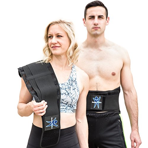 "ComfyMed Breathable Mesh Back Brace CM-SB01 (REG 26"" to 37"")"