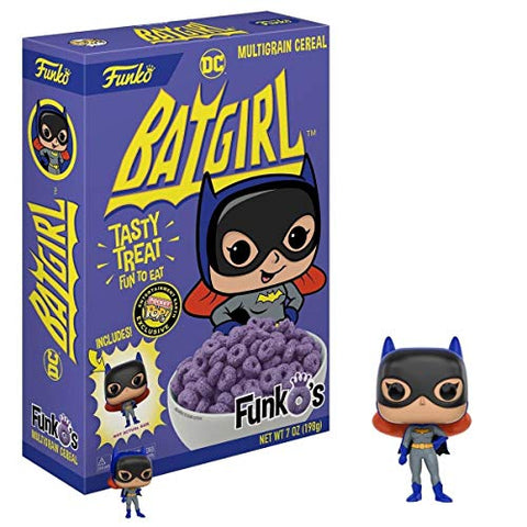 FunkO's Batgirl Pop! Cereal - Entertainment Earth Exclusive