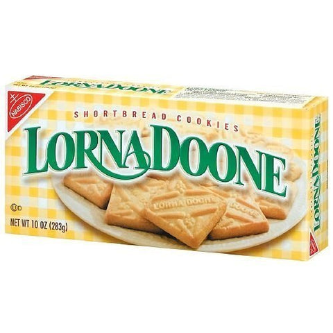 Nabisco Lorna Doone Cookies 10 oz (Pack of 10)