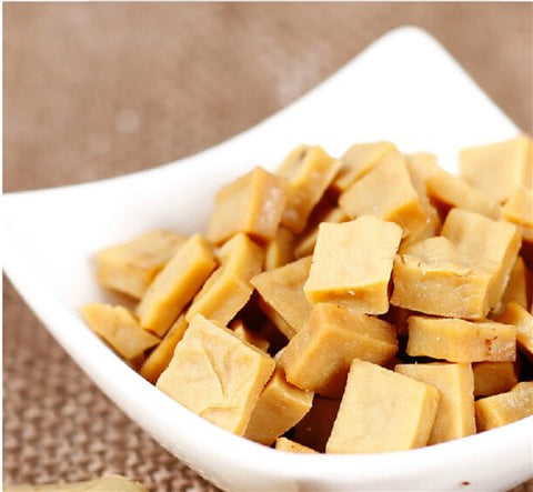 Qyz@ Chinese Characteristic Snacks:chongqin Special Niulanghan Tofu(100g5)