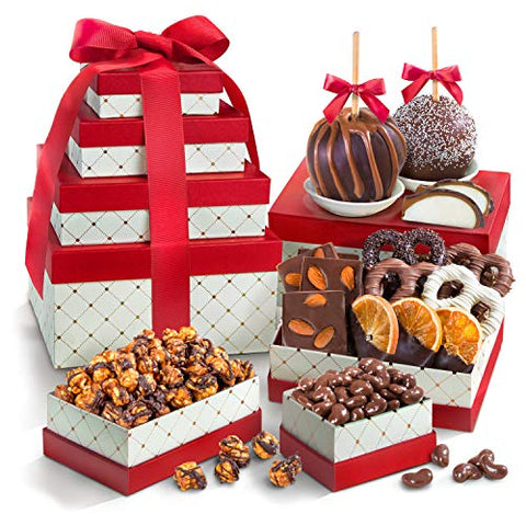 Chocolate Perfection Signature Valentine Gift Tower