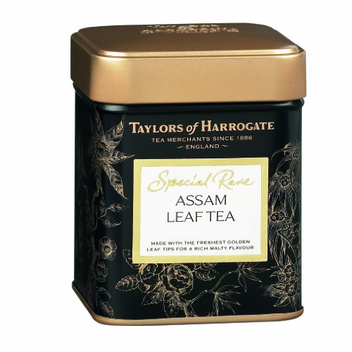Taylors of Harrogate Assam Loose Leaf, 4.41 Ounce Tin