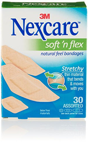 30 Count Comfort Bandages