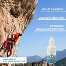 Image of Aso 35% 350,000ppm Activated Stabilized Liquid Oxygen 2 Oz Bio Available Oxygen Enhanced Formula