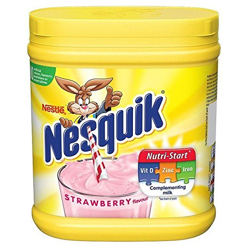 Nestle Nesquik Strawberry (500g)