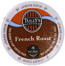 Image of Keurig, Tully's, French Roast Coffee, K-Cup Counts, 50 Count