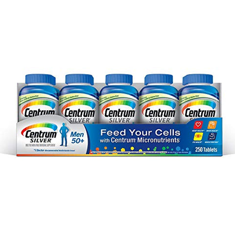 Centrum Silver Men's Multivitamin (250 Ct.)
