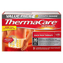 Image of ThermaCare Lower Back & Hip Heat Wraps, Large-XL, 9 HeatWraps