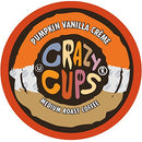 Image of Crazy Cups Flavored Coffee Pods Variety Pack   Coffee Flavors For The Keurig K Cups Machine, Recycla