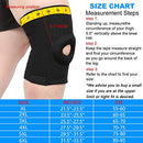 Image of Nvorliy 5XL Plus Size Knee Compression Sleeves Design for Large Size Legs Support for Running, Sports Exercise, Joint Pain Relief, Arthritis, ACL and Post-Surgery Recovery, Fit Men and Women (5XL)