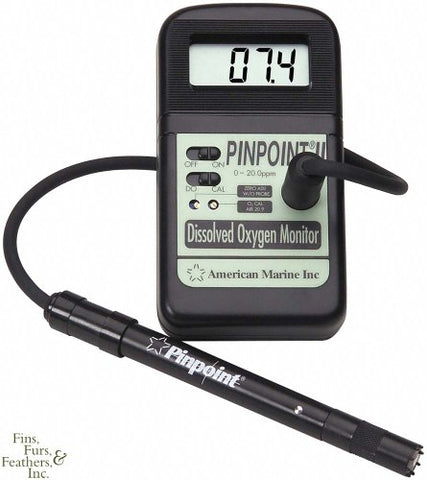 American Marine Pinpoint Oxygen Monitor