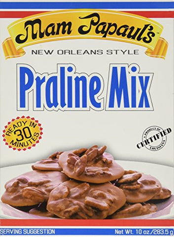 Mam Papauls Praline Mix, 10 oz