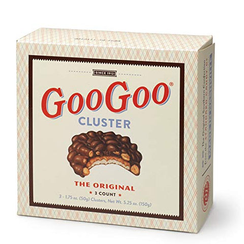 Goo Goo Cluster 3-Pack Box (Original)