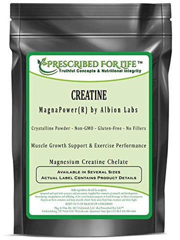Creatine MangnaPower (R) - Magnesium Creatine Chelate by Albion, 12 oz