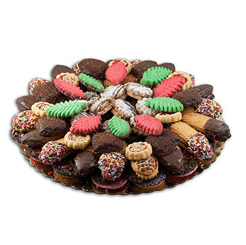 4 lb Classic European Cookies Platter - by Best Cookies
