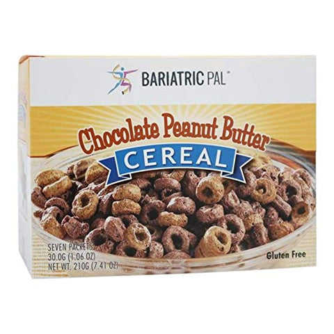 BariatricPal High Protein Cereal - Chocolate Peanut Butter (3-Pack)