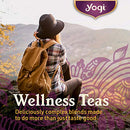 Image of Yogi Tea   Chai Rooibos (6 Pack)   Warming And Spicy Sweet   96 Tea Bags Total