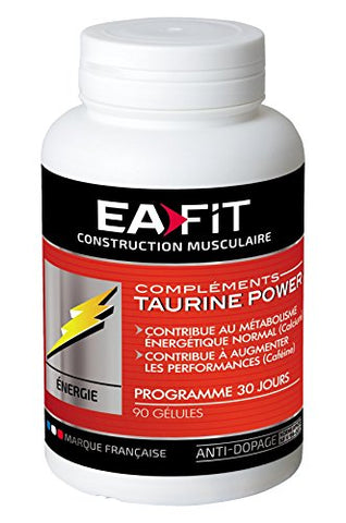 EA FIT Taurine Power (90 glules)