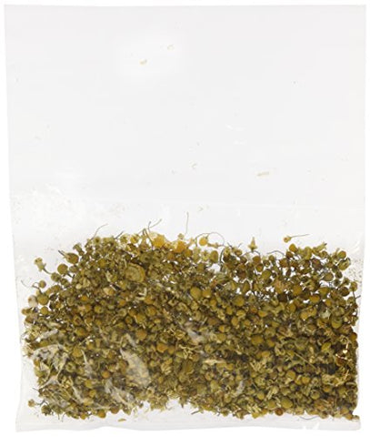 Azure Green Chamomile Flowers, Whole, Dried Herb 100% Natural No Additives by Azuregreen, 1 oz
