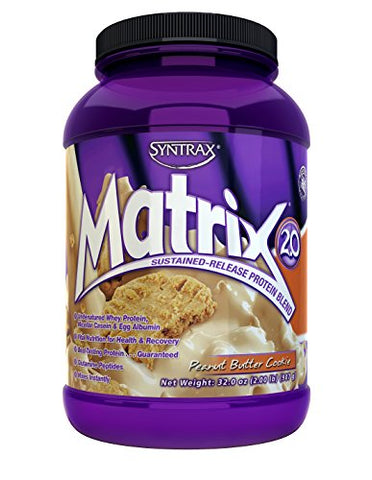 Matrix2.0, Peanut Butter Cookie, 2 Pounds