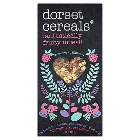 Dorset Cereals Fantastically Fruity 600g