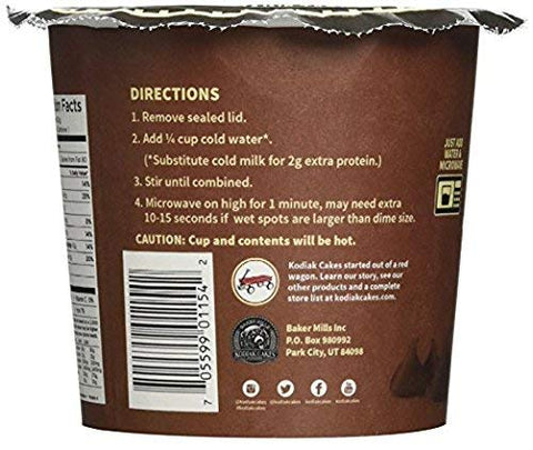 Double Dark Chocolate Minute Muffin (Pack of 4)