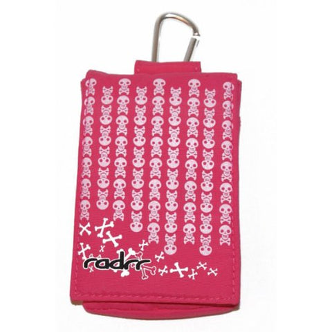 Insulin Pump Universal Case - Pink Punk Design