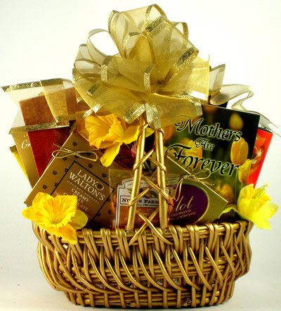 Gift Basket Drop Shipping HeOfGo Moms Heart Of Gold Gift Basket