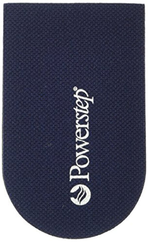 Powerstep Adjustable Heel Lift Cushion, blue, Medium Regular US